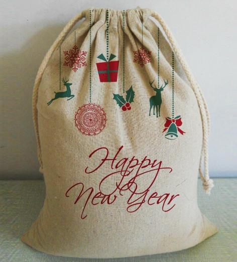 #sack #Christmas #Gift